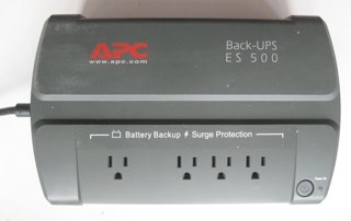 APC uninterruptible power supply