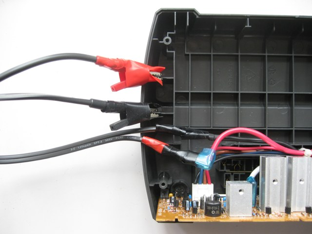 Modified uninterruptible power supply
